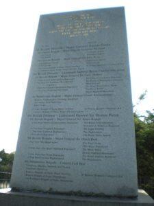British Army Memorial