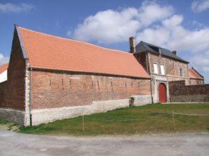 Hougoumont now