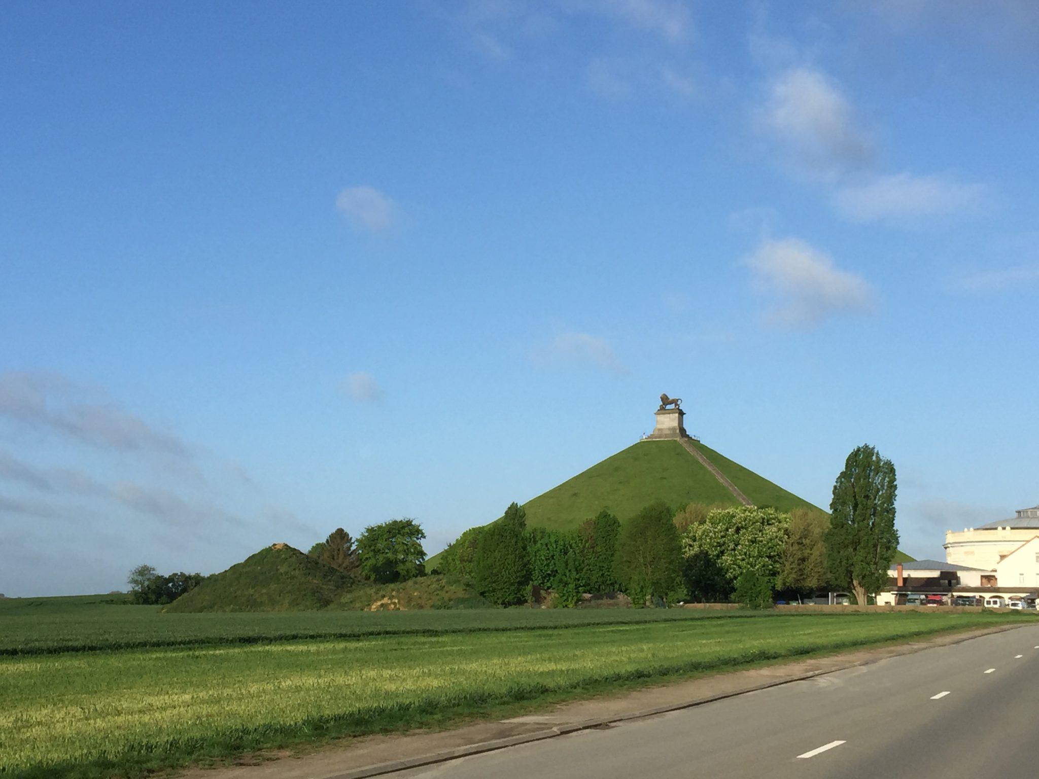 Visiting Waterloo – Project Hougoumont & Waterloo