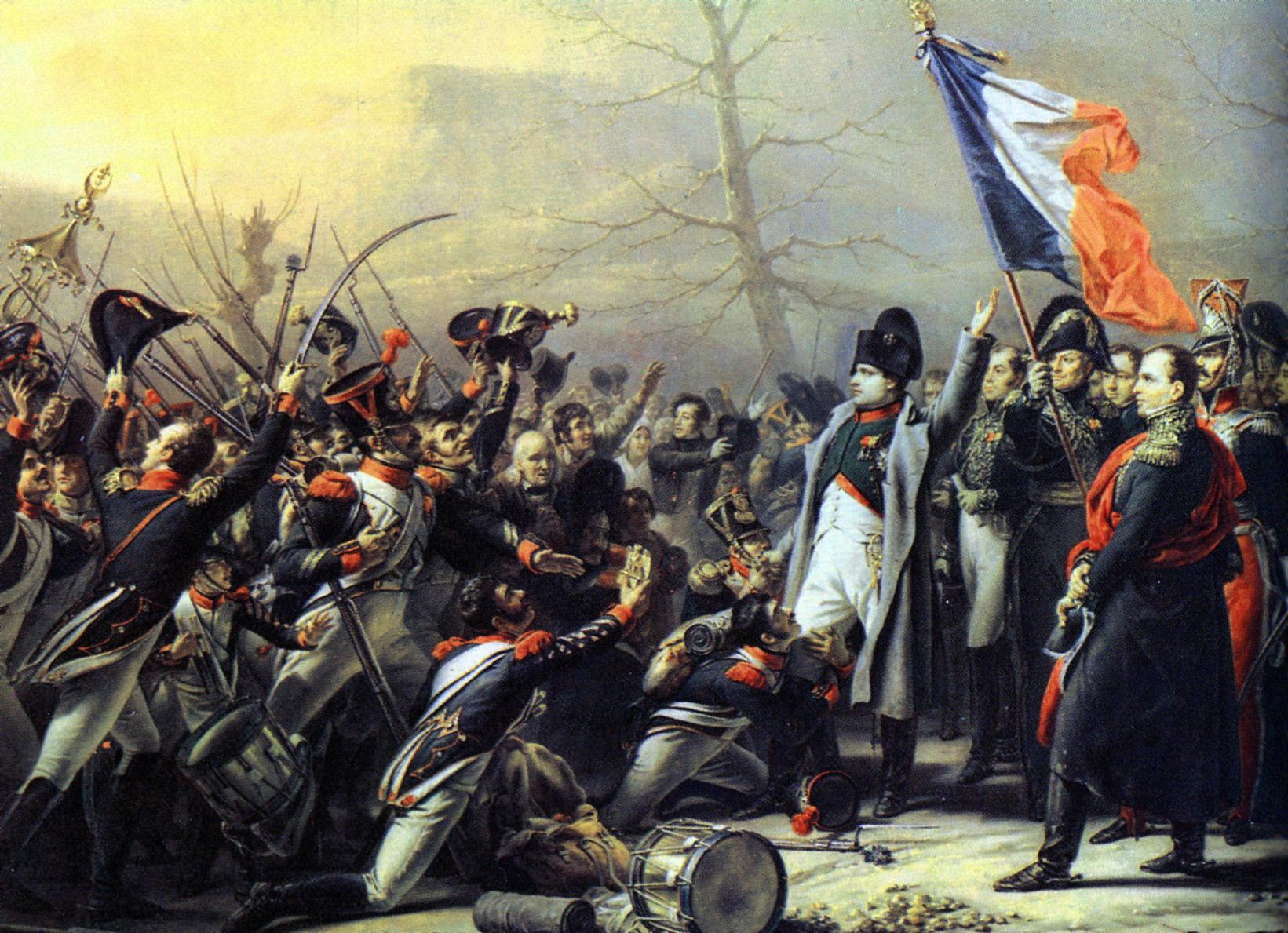 Αποτέλεσμα εικόνας για napoleon waterloo