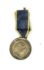 Nassau medal 1